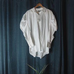 💥FLASH SALE💥 Zara Statement Sleeve Blouse
